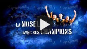 La Moselle avec ses champions