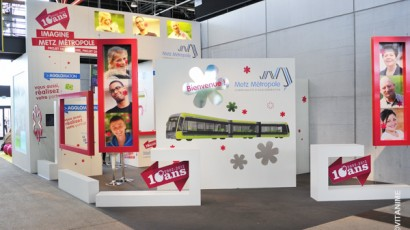 Salon Grand Public Fim – Metz – 96m2