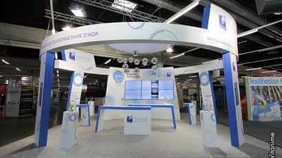 Salon Grand Public Foire Internationale – Metz – 64m2