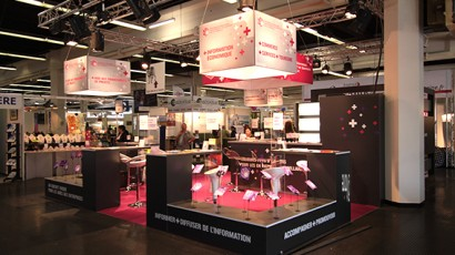 Salon Grand public FIM – Metz – 48m2