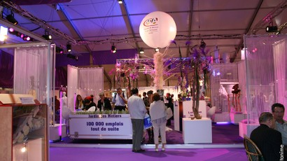 Salon Grand public FIM – Metz – 600m2
